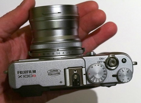 Fujifilm X100s WCL-X100 Wide Angle Converter Preview | ePhotoZine | Fuji X-Pro1 | Scoop.it