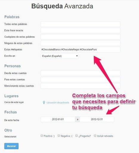 Cómo dominar las herramientas de búsqueda de Twitter│@SocialBro_es   Orientar   Scoop.it