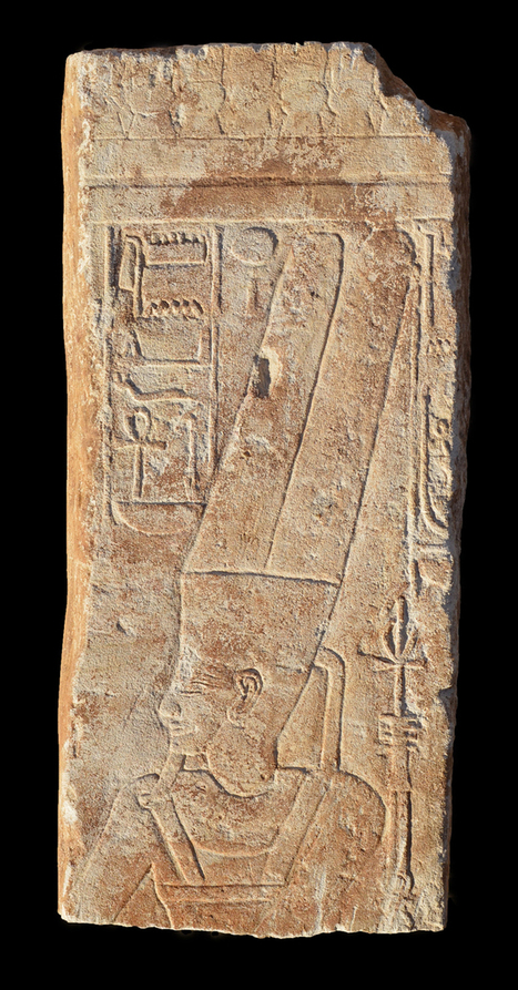 Restored Image of Amun Discovered in Sudan - Archaeology Magazine | Akhenaten | Scoop.it