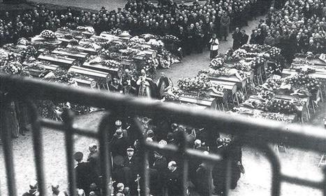 Le Creusot | Le bombardement du 17octobre 1942 - Le Journal de Saône et Loire | GenealoNet | Scoop.it