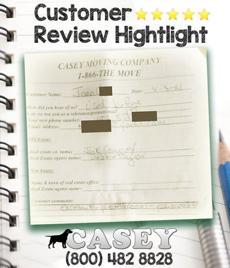 Casey Movers Review   Boston Movers   Scoop.it
