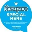 Foursquare sur les traces de Groupon | Mobile & Magasins | Scoop.it