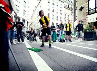 Speedminton, Street Golf, Frisbee: Les 10 sports à faire en club pour la rentrée | BIENVENUE EN AQUITAINE | Scoop.it