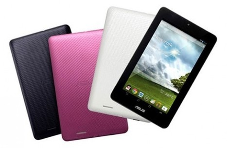 Asus launches Memo Pad.. 7-inch Android tablet for $149 | Mobile IT | Scoop.it