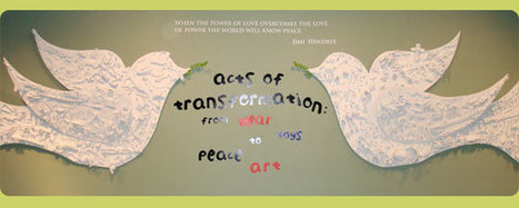 Acts of Transformation: from War Toys to Peace Art | 21st Century Homeschooling | Scoop.it