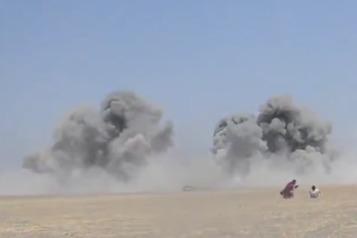 Появилось видео авиаудара по району крушения Ми-8 в Сирии | MarTech : Маркетинговые технологии | Scoop.it