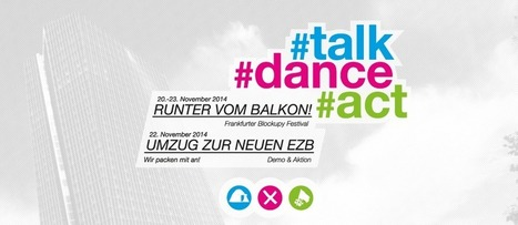 "Blockupy-Festival – ""#talk #dance #act – Blockupy 