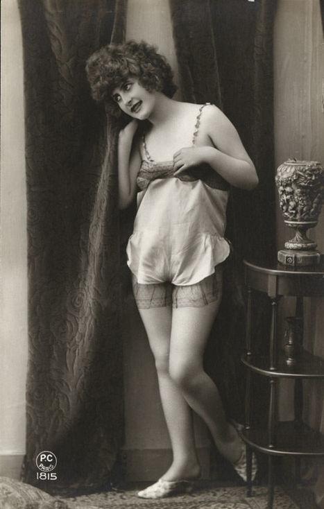 Vintage lingerie   vintage lingerie   Scoop.it