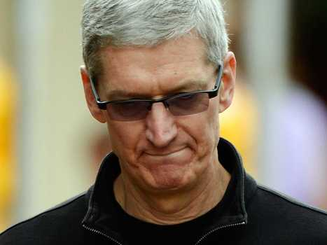 Apple Anger On The NSA iPhone Hacking - Business Insider | HJTrial | Scoop.it