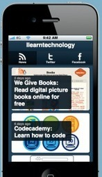 iLearn Technology » Blog Archive » Conduit Mobile: Turn any website/blog/wiki into an app for any mobile device! | Connected Learning | Scoop.it
