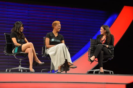 Meet Girltank, the Social Network for Female Entrepreneurs | Radio Show Contents | Scoop.it