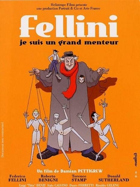 Fellini: I'm a Born Liar Profiles the Filmmaker's Love of Artifice (and Features Italo Calvino) | Screen Right (Screenwrite) | Scoop.it