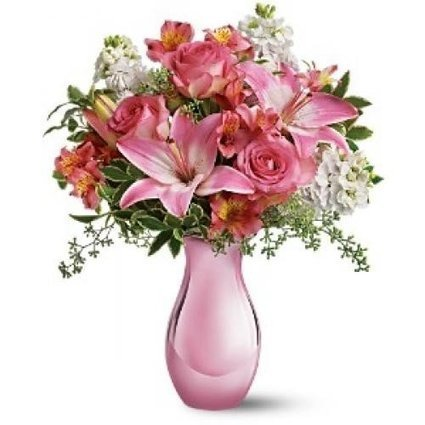 Pink Reflections Bouquet | buffalo florist | Scoop.it