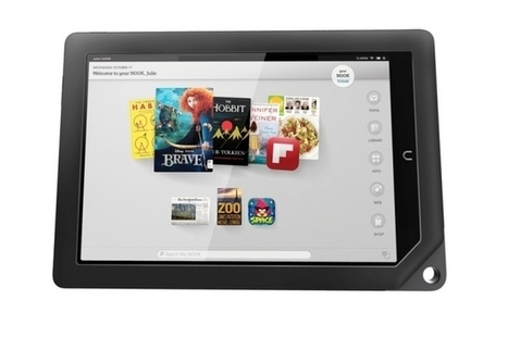Nuevos Nook HD y Nook HD+ | Mobile Technology | Scoop.it