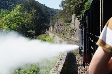 EN IMAGES Découvrez les Cévennes par le Train à Vapeur - Objectif Gard | Saint-Jean-du-Gard | Scoop.it