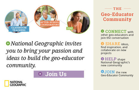 The Geo-Educator Community | Humanities cache | Scoop.it
