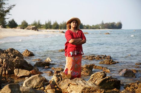 Women risk their lives to save environment in Thailand | Eco-feminism & the Ecology of Fear | Scoop.it