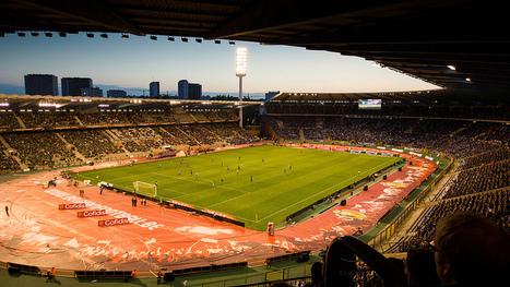 RSC Anderlecht verhuist naar Parking C | Investment property | Scoop.it