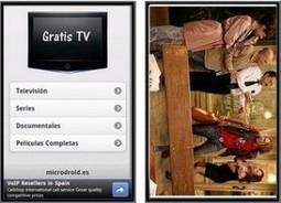 Gratis TV para Android, mira TV desde tu móvil | VIM | Scoop.it