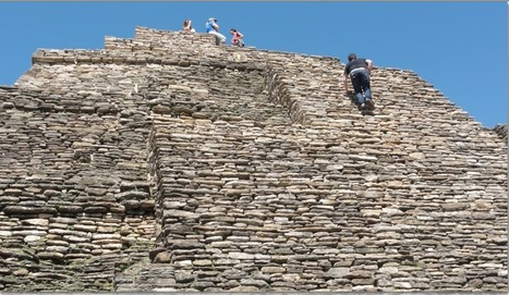 "Climb Tonina With Me – an Extraordinary Mayan Pyramid in Photos | Solo Traveler | ""#Volunteer Abroad Information: Volunteering, Airlines, Countries, Pictures, Cultures"" 