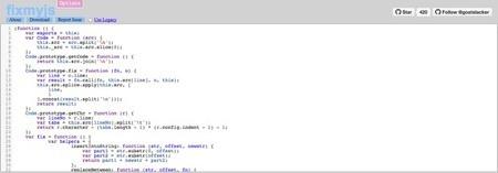 fixmyjs, Front-end Development Tools | javascript node.js | Scoop.it