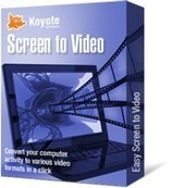 Free Screen to Video - Screen Capture and Screen Recording Software | Techy Touchy Tools | Scoop.it