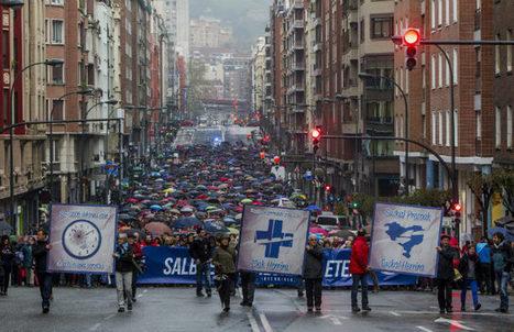 La manifestación exige un cambio en la política penitenciaria - El Mundo.es   Derecho A Saber   Scoop.it