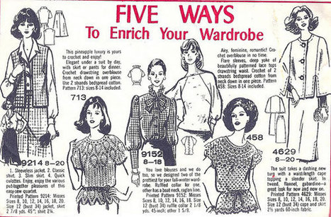 The Ideabook: Vintage Fashion and Feminism - Utne Reader   Vintage and Retro Style   Scoop.it