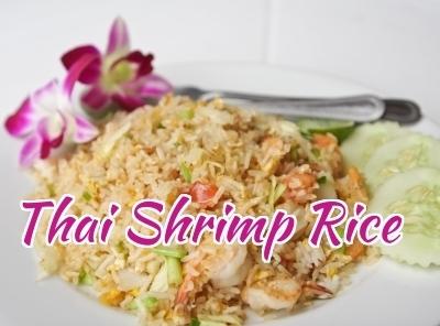Thai Shrimp Fried Rice | Best Easy Recipes | Scoop.it