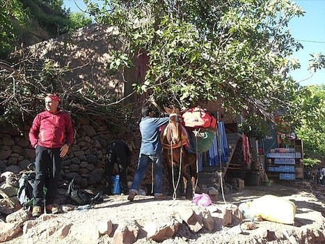 Tassa Ouirgane - Vallée de l'Azaden - Refuge Tamsoult | Ecotourisme au Maroc | Scoop.it