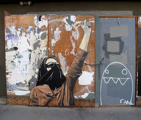 ABCNT Interview | Street Art SF | Global Street Art | Scoop.it