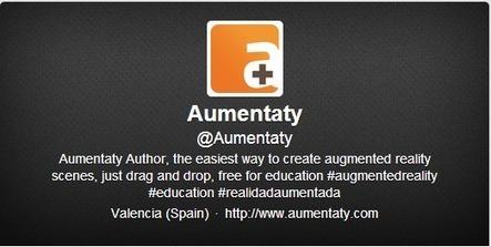 1,2,3 Aumentaty: Aumenta la Realidad | informaticaa | Scoop.it