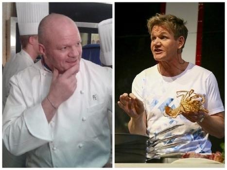 Ramsay - Etchebest : cauchemar en cuisine en plein cœur de ... - France Bleu   Cuisine - Actus food   Scoop.it