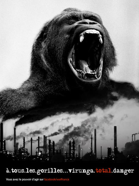La campagne du WWF contre la prospection de Total aux Virungas | Virunga - WWF | Scoop.it
