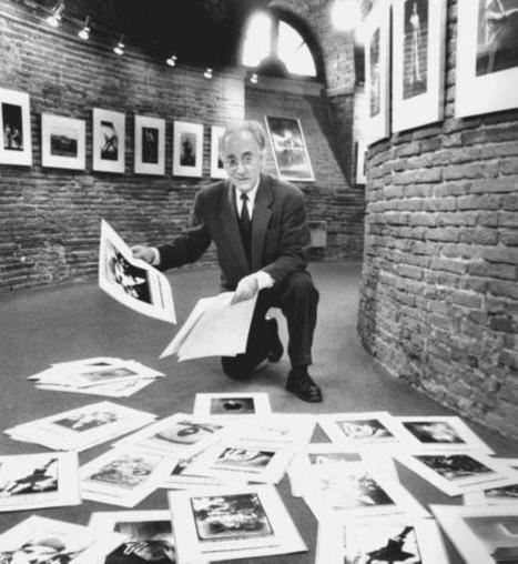 Il y a 40 ans, Jean Dieuzaide créait le Château d'Eau | Actualités Photographie | Scoop.it