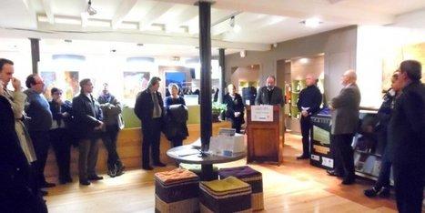 Inauguration du nouvel office de tourisme du canton de Saint-Savin | Actu Réseau MOPA | Scoop.it