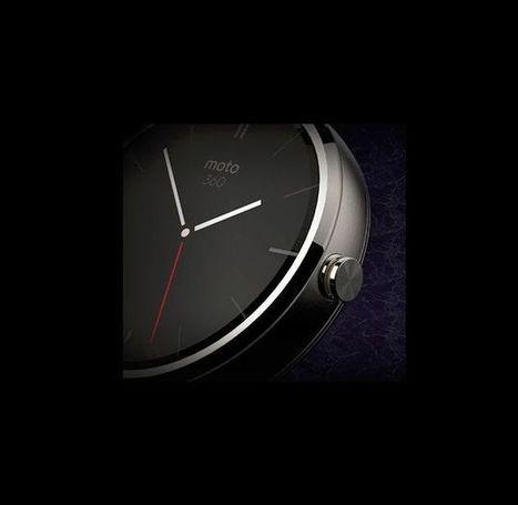 Smartwatch : Motorola et LG à l'heure Android | Accessoires, Composants, Objets Connectés, Domotique, Périphériques et Multimédia | Scoop.it