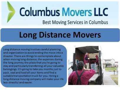 Moving Company in Columbus | Columbus Moving LLC | Scoop.it