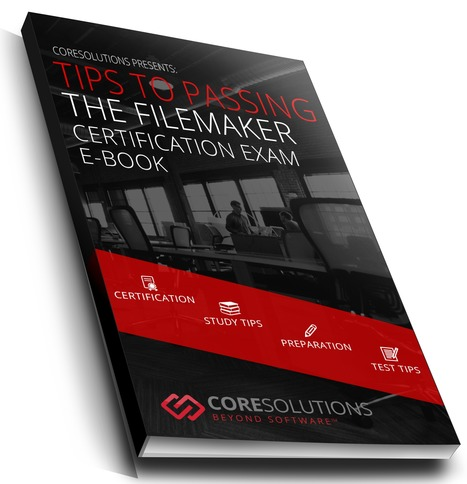 New E-Book! Tips to Passing the FileMaker Certification Exam | FileMaker 13 | Scoop.it