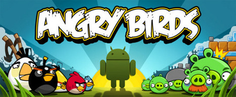 Free Download Angry Birds Game for Android Phones | Free Download Buzz | All Games | Scoop.it