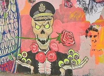 L'histoire de la révolution égyptienne de 2011 se raconte sur les murs | Le Street Art - Art de la rue - Graffiti - TAG | Scoop.it
