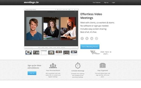 Top 20 Free Video Conferencing Tools 2013 | be-odl | Scoop.it