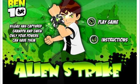Alien Strike | cartoon mini | Scoop.it