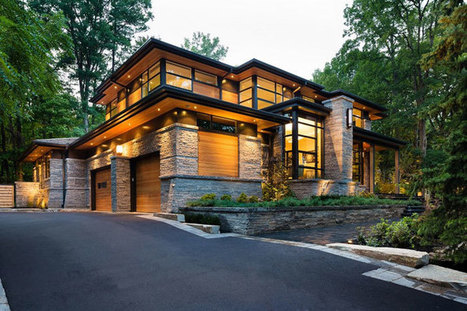 Modern Home Architecture with Traditional Touch | Simple Decorating Ideas For Home | Scoop.it