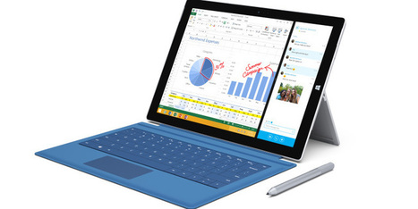 Microsoft Surface - 20 Minuten Online | OneNote | Scoop.it