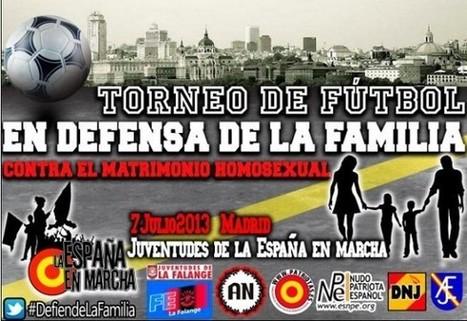 Nació Digital: L'extrema dreta juga a futbol contra els homosexuals | En las redes. | Scoop.it