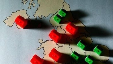 North-South divide in mortgage risk | Austerity Index | Scoop.it