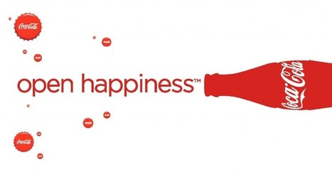 How do you bottle happiness? Ask Coke | Social Media News & Tips | Scoop.it