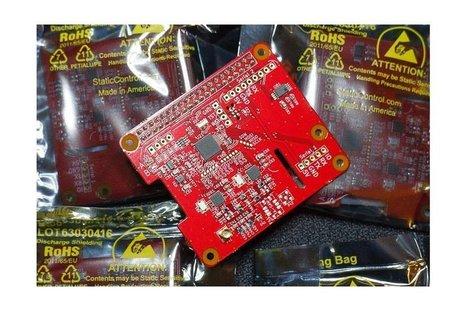 dAISy HAT - AIS Receiver for Raspberry Pi by Wegmatt Llc | Raspberry Pi | Scoop.it