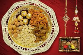 Dry fruits thalis | Rakhi with Dryfruits | Scoop.it